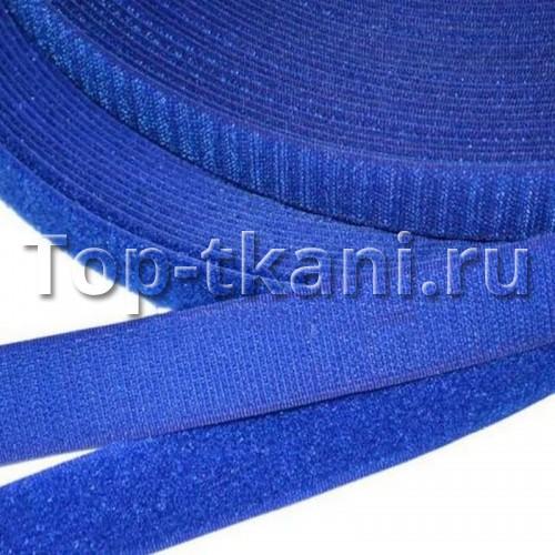Липучка (лента контакт, велькро) для одежды василек (25 мм, 1 метр)