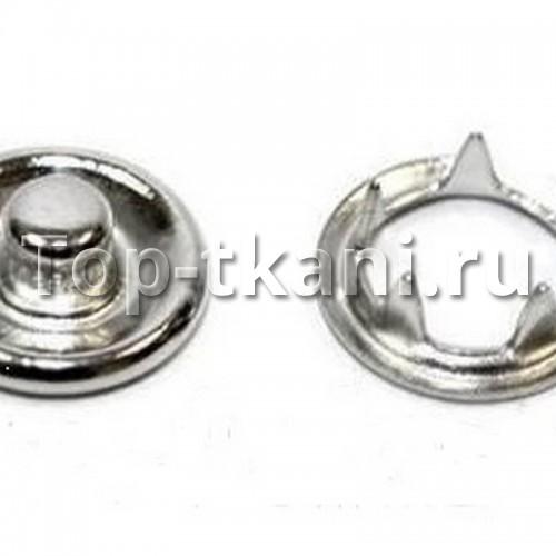 Кнопка рубашечная без крышечки (10,5 мм) упаковка (50 шт)