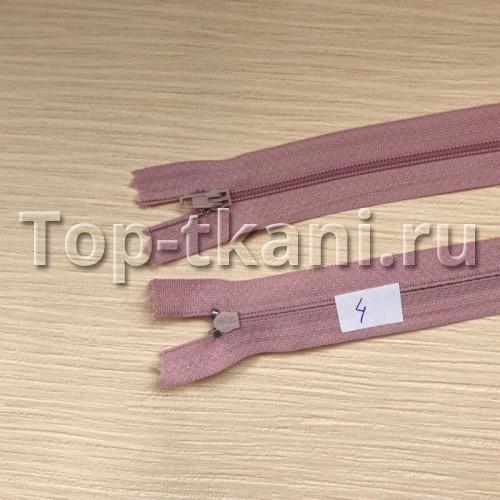 Молния пластиковая юбочная (18 см, 1 штука)