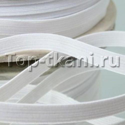 Резинка вязаная белая (25 мм, 1 метр)