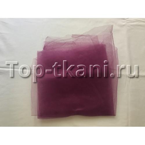 Фатин - Фиолетовый (лоскут 35х200)