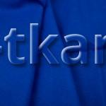 Бязь г/к - Василек (цвет синий, васильковый, 100% хлопок, ширина 150 см)