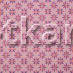 Лоскут Бязь набивная - Цветочки (80 см * 150 см)