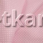 Бязь набивная - Горошек на розовом № 1 (цвет розовый, с рисунком мелкий горошек, 100% хлопок, ширина 150 см)
