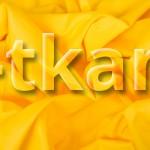 Бязь г/к - Лимончелло В НАЛИЧИИ 2,5 МЕТРА (цвет желтый, 100% хлопок, ширина 220 см)
