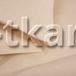 Лоскут Двунитка аппретированная (130 см * 90 см)