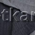 Джинса (гладкокрашеная, цвет темно-синий, ширина 160 см)