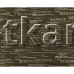 Футер 3-х нитка петля - Коды на Хаки (ширина 185 см)