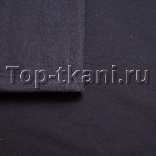 Кулирная гладь 30/1 Темно-синяя (ширина 180 см)