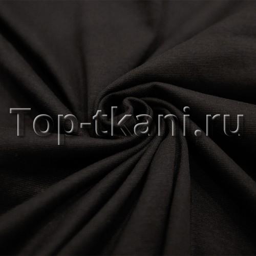 Рибана - Черная Тотал Блэк (Чулок 90 см, в разрезе 180 см, кач. Пенье)