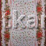 Лоскут Рогожка - Новый год (200 см * 150 см)