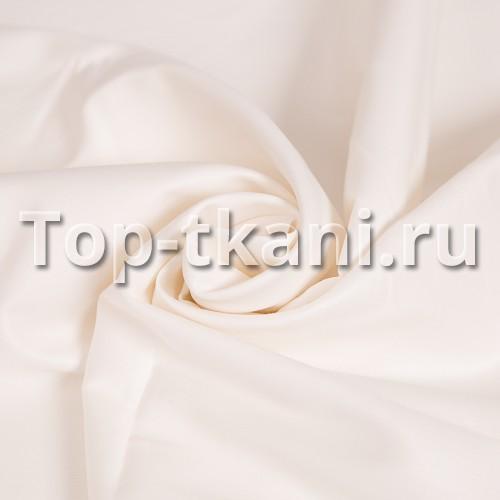 Лоскут Сатин г/к - Ванилла (220 см * 100 см)