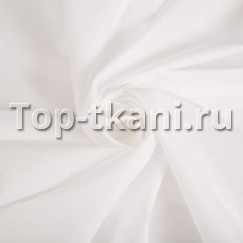 Ситец (Середа) отбеленная - Кристалл ( цвет белый, ширина 150 см)